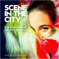 scene in the city poster