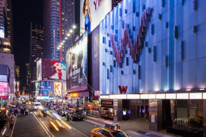 W Hotels of New York: W Times Square