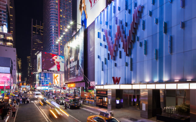 W Hotels of New York - One Stunning Metropolis, Four