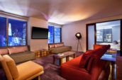 W Hotels of New York: W Times Square - WOW Suite