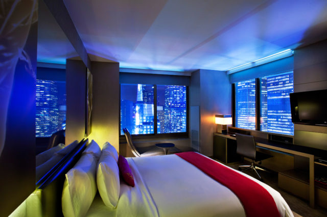 W Hotels of New York: W Times Square - Marvelous Suite