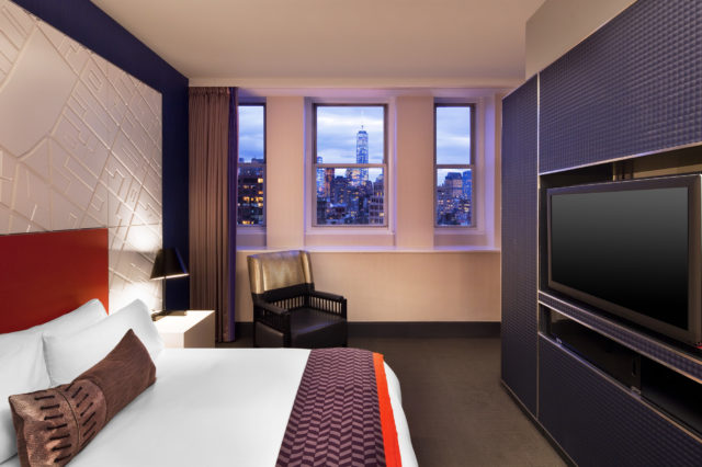 W Hotels of New York: W Union Square - Fantastic Room