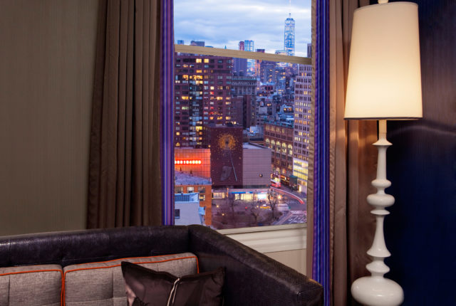 W Hotels of New York: Fabulous Room