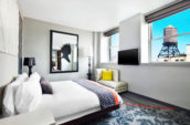 W Hotels of New York: W Union Square - EWOW Bedroom