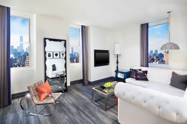 W Hotels of New York: W Union Square - Wow Suite