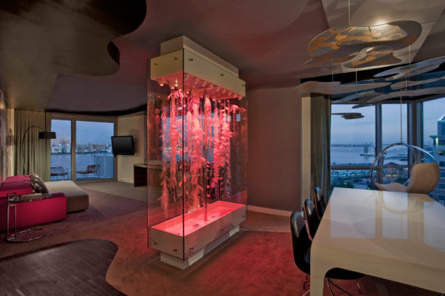 W Hotels of New York: W Hoboken - WOW Suite