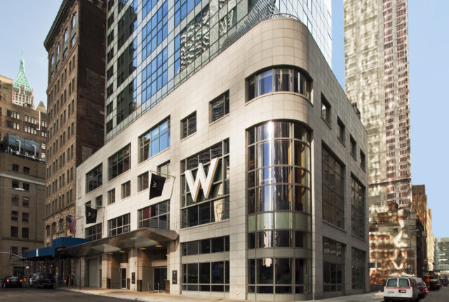 W Hotels of New York: W New York