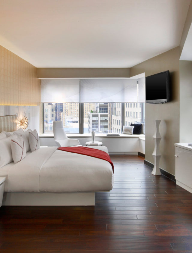 W Hotels of New York: W Downtown - Extreme Wow Suite