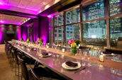 W Hotels of New York: W Downtown - Studio Dinner