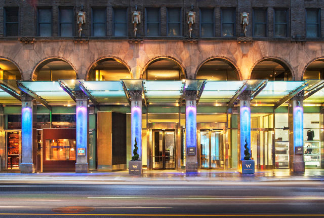 W Hotels of New York: W New York - Exterior