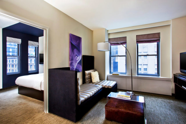 W Hotels of New York: W New York - Fantastic Suite
