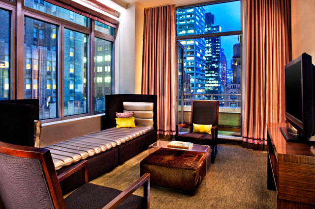 W Hotels of New York: W New York - Marvelous Suite