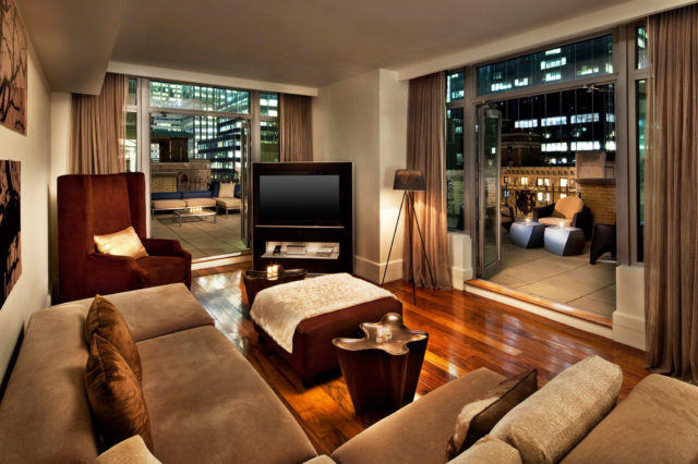 W Hotels of New York: W New York - E WOW Suite