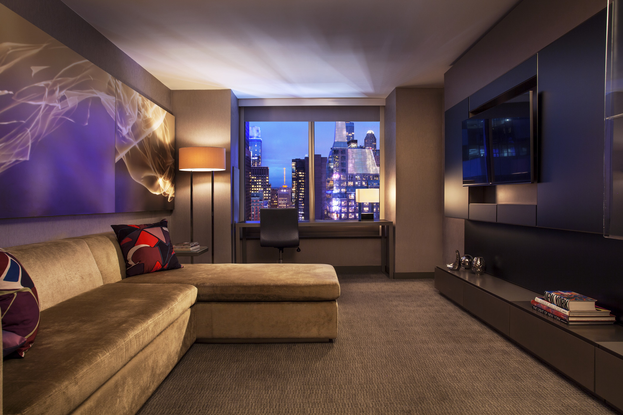 Discover The Marvelous Suite At W New York