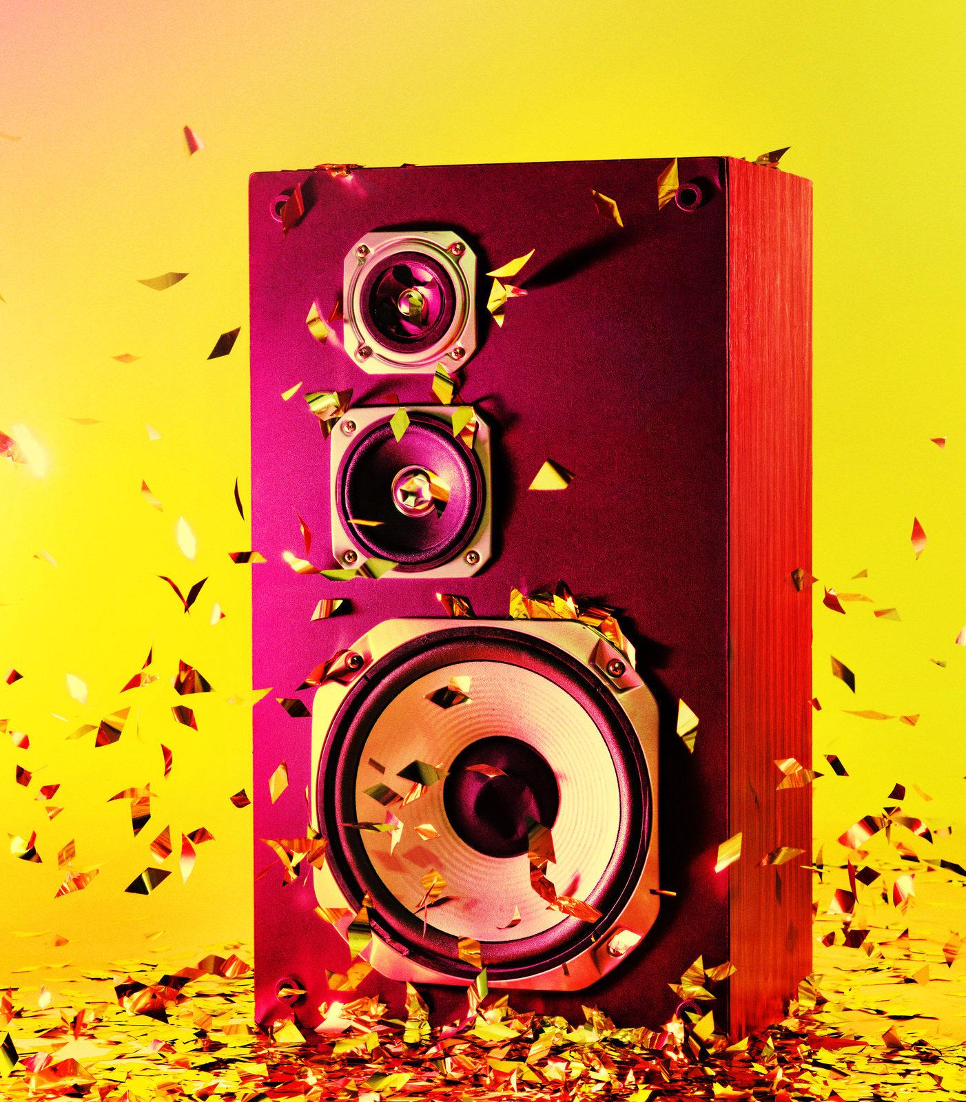 whode-195467-Music Speaker Confetti