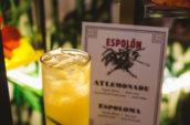 Espolon lemonade juice