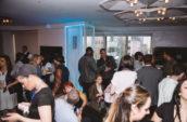 people gathering inside room