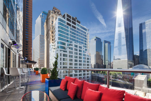 W Hotels Of New York One Stunning Metropolis Four Inspiring Hotels