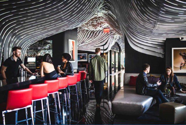 Living Room - New York Bars | W Hotels of New York
